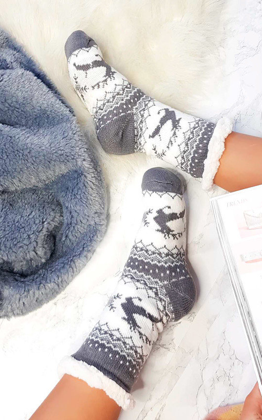 Zoe Winter Cosy Socks