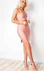 Paula Bandage Bodycon Dress Thumbnail