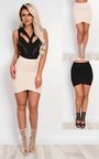 Farah Fitted Mini Skirt Thumbnail