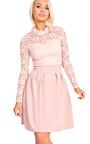 Anyelle Lace Skater Dress Thumbnail