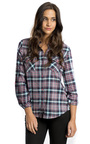 Cora Flannel Shirt Thumbnail