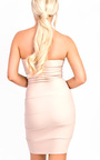 Siana Bandeau Bodycon Dress Thumbnail