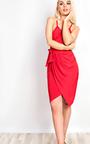 Syden Slinky Midi Dress Thumbnail