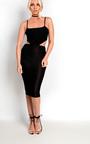Ajtar Slinky Cut out Dress Thumbnail