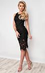 Brittanie Lace Bodycon Dress Thumbnail