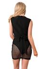 RiRi Mesh Detail Dress Thumbnail