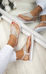 Karley Embellished Sandals Thumbnail