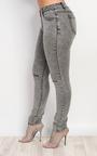 Raya Ripped Knee Skinny Jeans Thumbnail