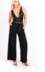 Helena Sequin Plunge Bodysuit Thumbnail