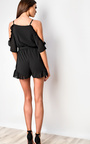 Faith Cut-Out Playsuit Thumbnail