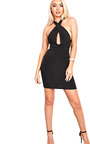 Prim Slinky Multiway Bodycon Dress Thumbnail
