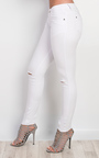 Galina Ripped Skinny Jeans  Thumbnail