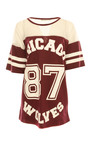 Kimmy Chicago Wolves T-Shirt  Thumbnail