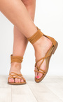 Ziba Strappy Sandals Thumbnail