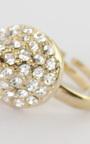 Quintana Diamante Cone Ring Thumbnail