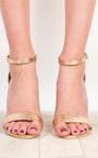 Katherine Foiled High Heels  Thumbnail