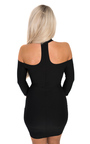 Imogen Off Shoulder Bodycon Dress Thumbnail
