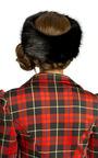 Niya Faux Fur Headband Thumbnail