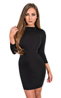 Kapri Basic Bodycon Dress Thumbnail