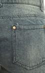 Devon Cut-off Denim Shorts Thumbnail