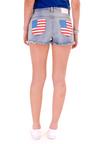 Frankie American Flag Hot Pants Thumbnail