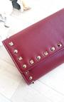 Niah Studded Envelope Clutch Bag Thumbnail