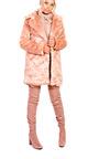Sophia Faux Fur Jacket Thumbnail