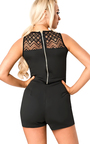 Layla Lace Playsuit Thumbnail