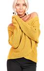 Josie Wrap Knit Jumper Thumbnail