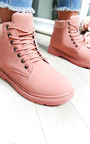 Ella Lace Up Boots Thumbnail