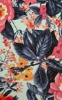 Elodie Floral  Midi Skirt Thumbnail