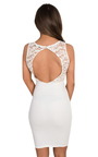 Emmelyn Lace Bodycon Dress Thumbnail