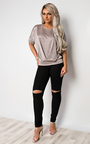 Alizabeth Zip Detail Leggings Thumbnail