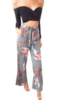 Kylie Floral Trousers Thumbnail