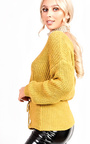 Alesha Knitted Tie Jumper Thumbnail