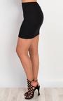 Brihanna Basic Mini Skirt Thumbnail