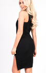 Kirah One Shoulder Bodycon Dress Thumbnail