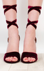 Corina Strappy High Heels  Thumbnail