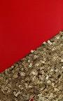 Morgan One Shoulder Sequin Dress Thumbnail