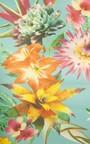 Berry Floral Print Co Ordinates Thumbnail
