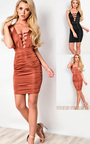 Skai Cut-Out Bodycon Dress Thumbnail
