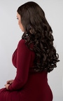 Livie Curly Full Volume 3/4 Wig  Thumbnail
