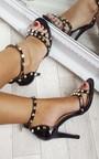 Nina Studded Patent Heels Thumbnail