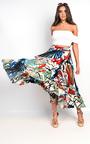 Friya Floral Frill Skirt Thumbnail
