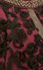 Cassia 3D Floral Maxi Dress Thumbnail