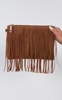 Suvi Fringed Clutch Bag Thumbnail