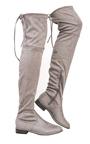 Lillia Flat Knee High Boots Thumbnail