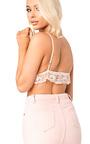 Zara Lace Bralet  Thumbnail