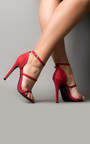 Elouise Strappy High Heels Thumbnail