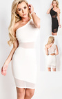 Everly One Shoulder Dress Thumbnail
